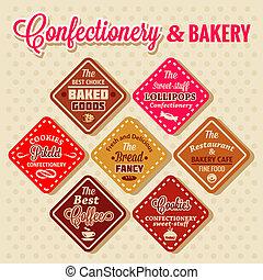 bakery design elements