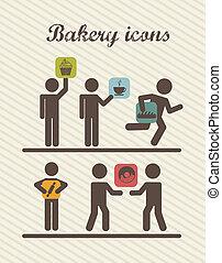 bakery icons