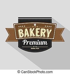 Bakery Label.