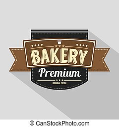 Bakery Label.