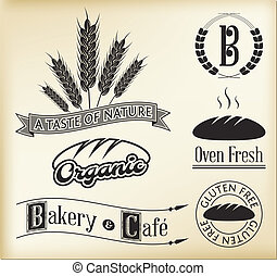 Bakery Product Labels
