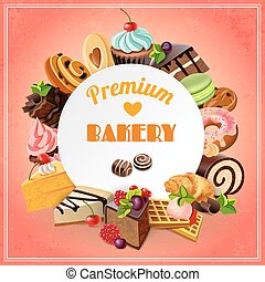 Bakery Promo Poster