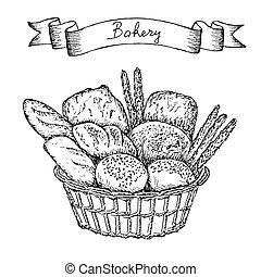 bakery set