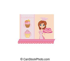 bakery store