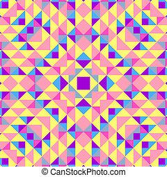 bakgrund., abstrakt, geometrisk