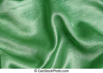 bakgrund, grön, material