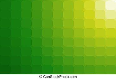bakgrund, gröna abstrakta