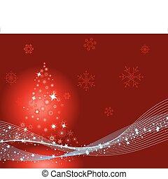 bakgrund, jul