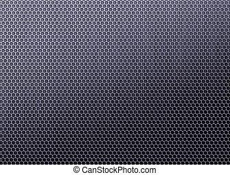 bakgrund, kol, fiber, svart, struktur