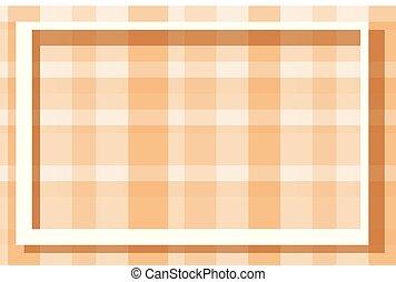bakgrund, mall, mönster, pläterat, apelsin