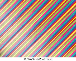 bakgrund, med, stripes