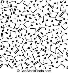 bakgrund, musik, seamless