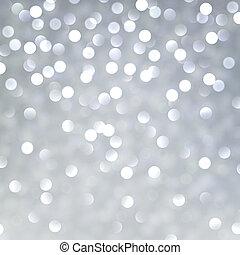 bakgrund., silver, jul
