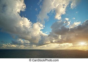 bakgrund., sky