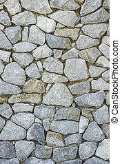 bakgrund., stena väggen, struktur