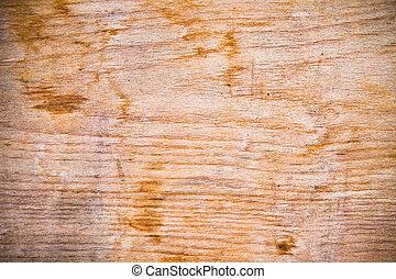 bakgrund, trä