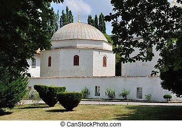 Bakhchisaray Palace in Crimea, Ukraine