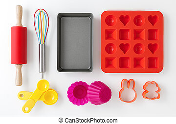 Baking and kitchen utensils