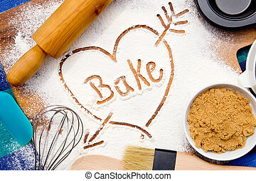 Baking - Bake with Heart