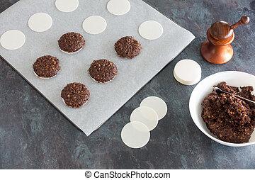 Baking German Lebkuchen, Gingerbread - Baking German...