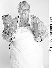 baking granny
