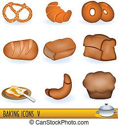 Baking Icons 5