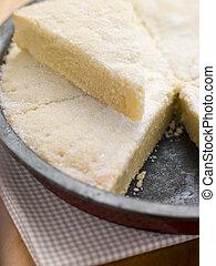 Baking Tin with Scottish Shortbread