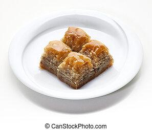 baklava traditional turkish sweet