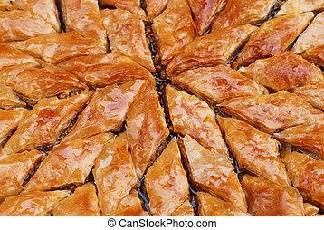 baklava, turkish