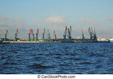 baku, アゼルバイジャン, 海港
