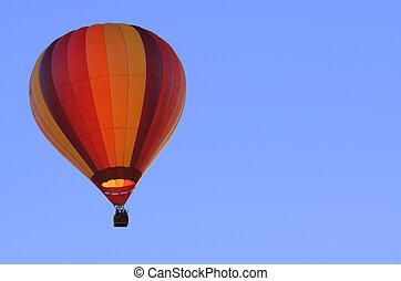 balão ar quente
