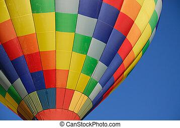 balões ar quente
