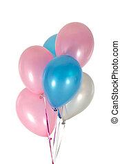 balões, cadeias