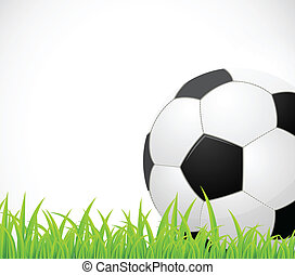 bal, voetbal, achtergrond