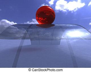 Balance and Potentiality Movement - Concept - balance,...