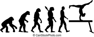 Balance beam evolution