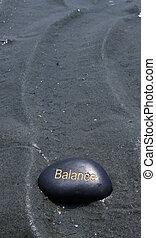 balance black rock