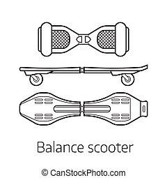 Balance Board Set