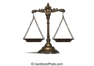 Balance concept of law and justice