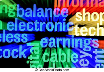 balance, electonic, ganancias