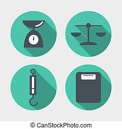 Balance icons