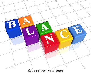 balance in colour