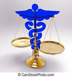 balance justice, asclepius, &