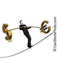 Balance of the finance