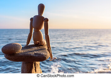 Balance on edge
