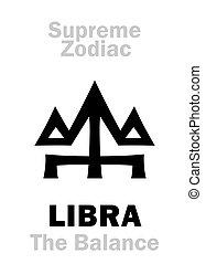 balance), suprême, (the, /, astrology:, balances, zodiac:, ...
