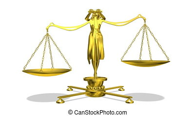 Balance - balance and woman