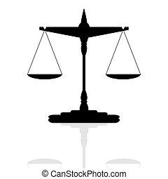 balances, justice