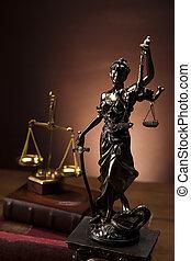 balances justice, et, droit & loi