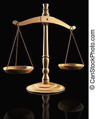 balances justice